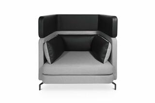 W-Lounge high one seater  von  Wagner