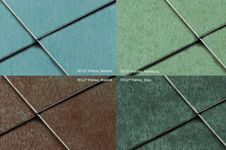 TECU® PATINA Variations  by  KME