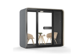 PodBooth Duo  by  Martela