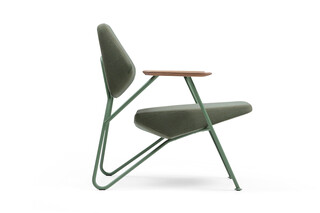 Polygon easy chair outdoor  by  Prostoria