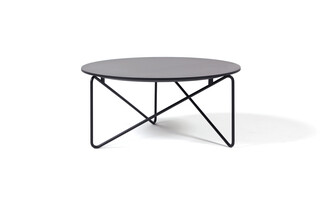 Polygon low table outdoor  by  Prostoria