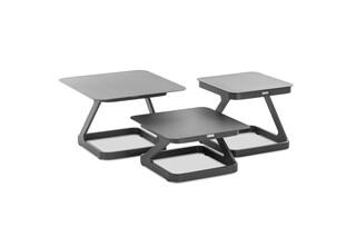 QUATTRO side table  by  Niehoff Garden