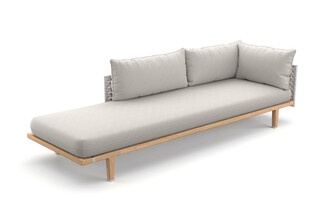 SEALINE extended daybed right  by  DEDON