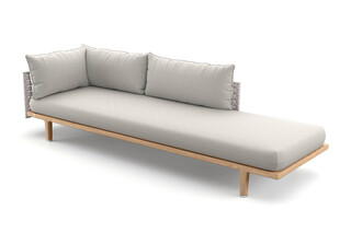 SEALINE extended daybed left  by  DEDON