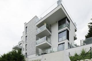 concrete skin, Wohngebäude Scheimpfluggasse  von  Rieder