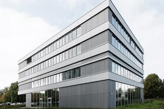 concrete skin, Seminarraum HTWG Konstanz  von  Rieder