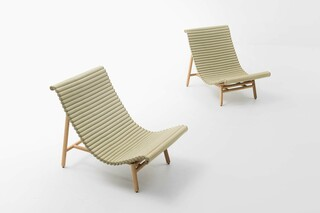 Shibusa lounge chair  by  Paola Lenti