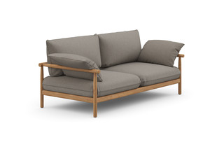 TIBBO 2-seater  by  DEDON