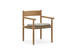 TIBBO armchair  by  DEDON