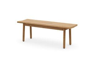 TIBBO bench  by  DEDON