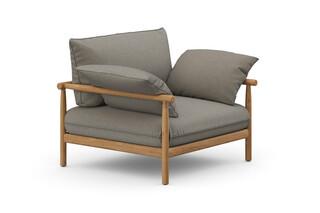 TIBBO Sessel XL  von  DEDON