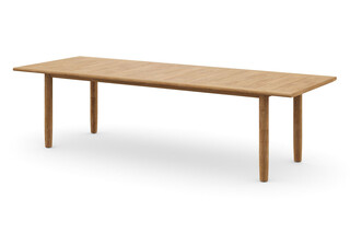 TIBBO dining table 278  by  DEDON