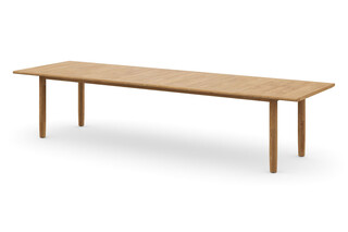 TIBBO dining table 338  by  DEDON