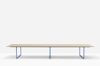 TOA CONFERENCE TABLE TOA2  by  Pedrali