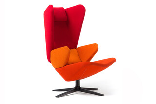 Trifidae armchair  by  Prostoria