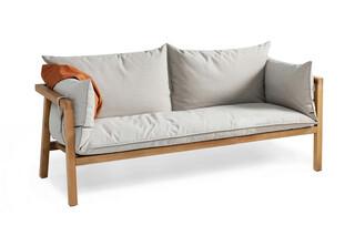 Umomoku Outdoor-Sofa  von  Prostoria