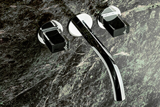 Venezia Wall-mount washbasin mixer  by  Fantini
