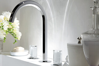 Venezia 3-hole washbasin mixer  by  Fantini