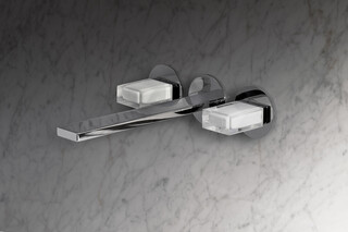 Venezia In Wall-mount washbasin mixer  by  Fantini