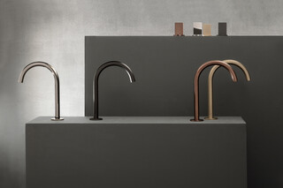 Venezia In 3-hole washbasin mixer  by  Fantini