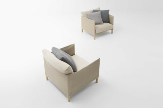 Vespucci armchair  by  Paola Lenti
