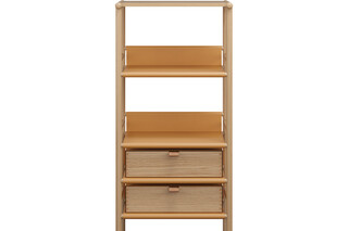 MYA accessories shelf  by  burgbad