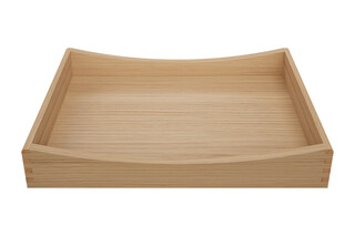 MYA accessories wooden tray  by  burgbad