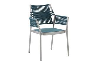 Temper armchair teal  by  Garpa