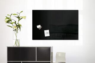 Magnetic Glass Board Artverum 100 x 65  by  SIGEL