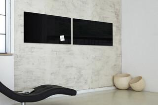Magnetic Glass Board Artverum 91 x 46  by  SIGEL