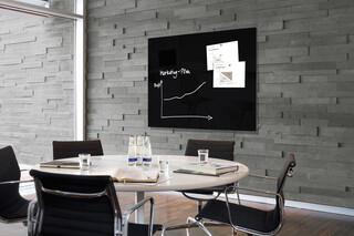 Magnetic Glass Board Artverum 120 x 90  by  SIGEL