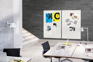 Magnetic Glass Board Artverum 180 x 120  by  SIGEL