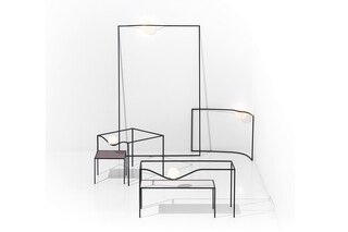 Heco Square Table  by  FLOS