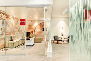 Lindner Cube Room-in-Room System  by  Lindner Group