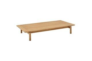 Cavo coffee table 160 X 80 teak  by  Garpa