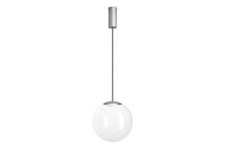 glaskugelleuchte ku3 LED clear  by  mawa design