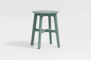 1.3 Stool – Wooden seat  by  Zeitraum