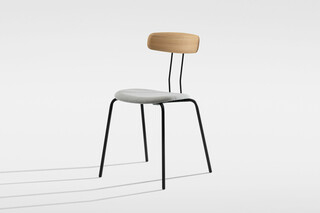 Oktio Ply - Upholstered seat  by  Zeitraum