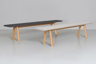 Rail Bench  by  Zeitraum