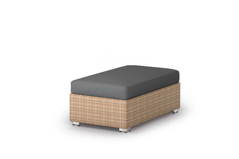 LOUNGE footstool 65x110