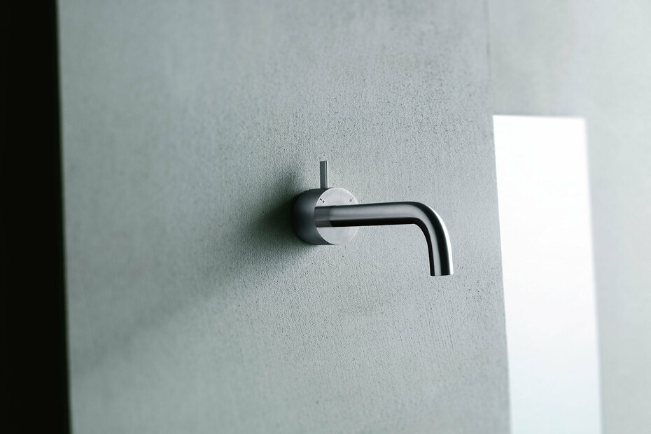 AF/21 Aboutwater Boffi / Fantini Wall-mount washbasin mixer