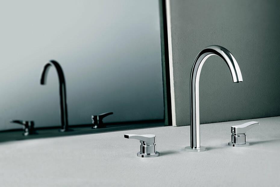 AL/23 Aboutwater Boffi / Fantini 3-hole washbasin mixer