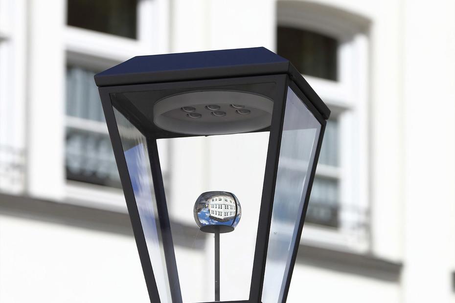 Freising lantern