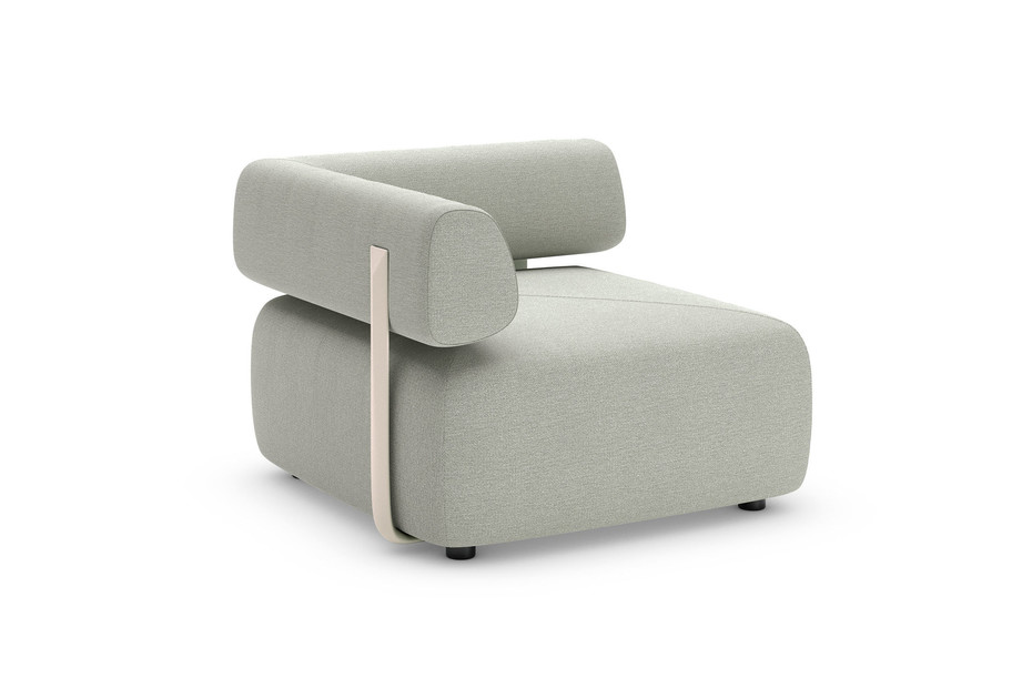 BRIXX sofa module corner left