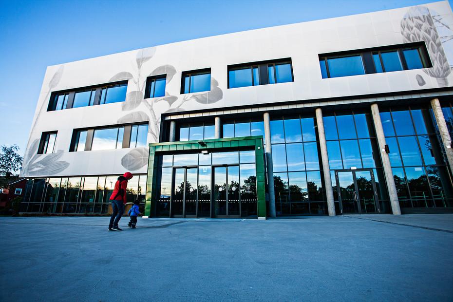 Strinda High School, Norway