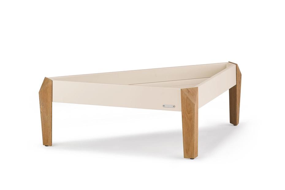 BRIXX side table triangular