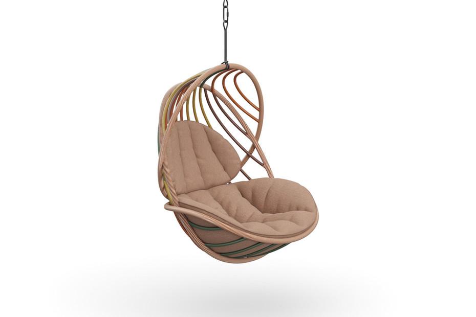 KIDA hanging lounge chair