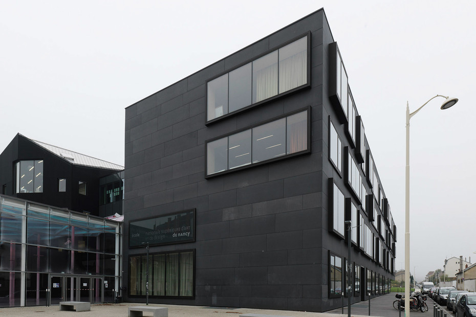 concrete skin, College of Art and Design Nancy