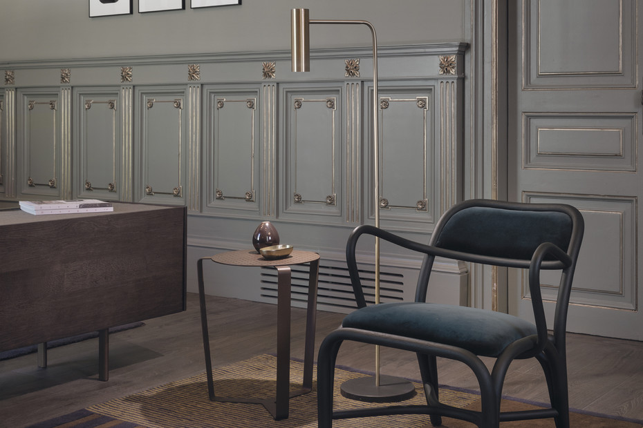 Fontal armchair T012 R
