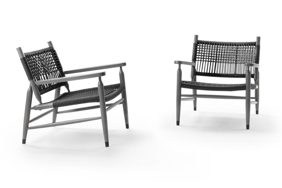 Tessa Outdoor armchair